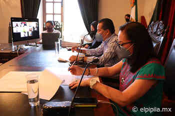 Avanza proceso de entrega-recepción de gobierno en San Miguel de Allende - Gabriel Gutiérrez Rubio