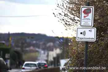 Gemeente vraagt trajectcontrole aan langs geplaagde straat: ... (Beernem) - Het Nieuwsblad