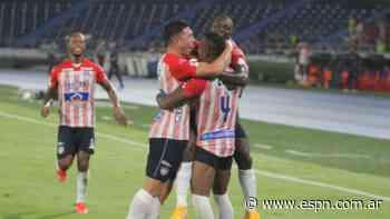 Atlético Junior vs. Atlético Huila - Reporte del Partido - 22 septiembre, 2021 - ESPN