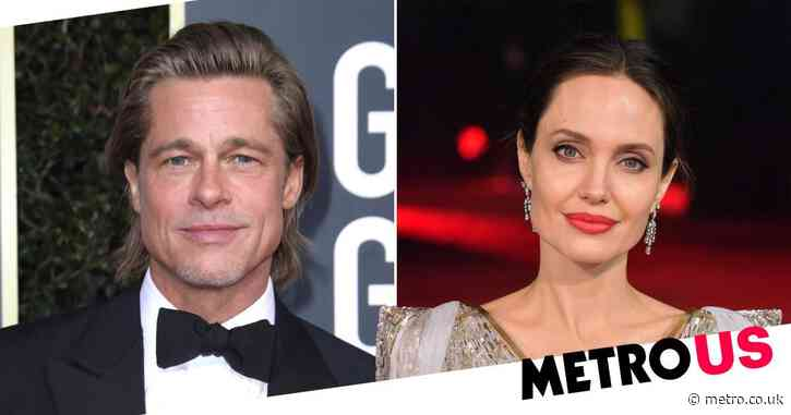 Angelina Jolie and Brad Pitt 'battling it out over $164million French vineyard' as complicated divorce continues