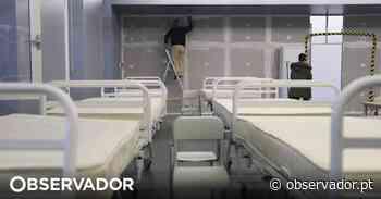 """Reserva Estratégica de Internamento no HFAR-Porto servirá para """"acudir"""" às necessidades - Observador"""