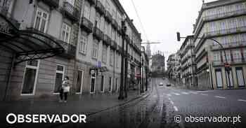 Candidato do Volt ao Porto quer pesados a circular gratuitamente na CREP - Observador