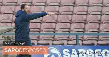 """Ricardo Soares quer pontuar diante do """"FC Porto mais forte dos últimos anos"""" - SAPO Desporto"""