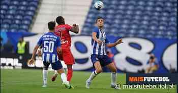 FC Porto: qual é a melhor posição para Fábio Vieira? Conceição diz | MAISFUTEBOL - Maisfutebol