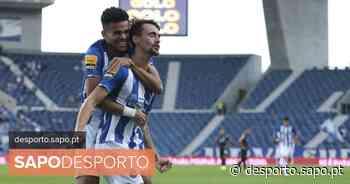 Quatro jogadores do FC Porto, dois do Sporting e dois do Benfica no 'onze' ideal da 6.ª Jornada - SAPO Desporto