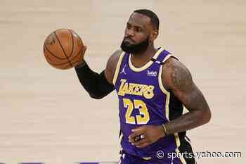 Rob Pelinka says Lakers fans will see a slimmer LeBron James this season