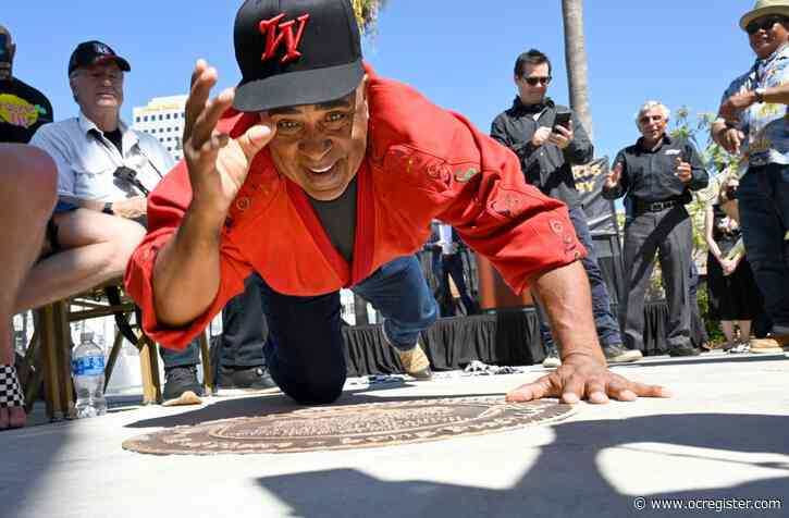 Acura Grand Prix of Long Beach: Servia, Ribbs inducted into Walk of Fame