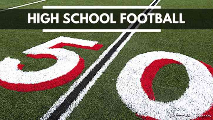 High school football Week 5: Live updates from Thursday's games