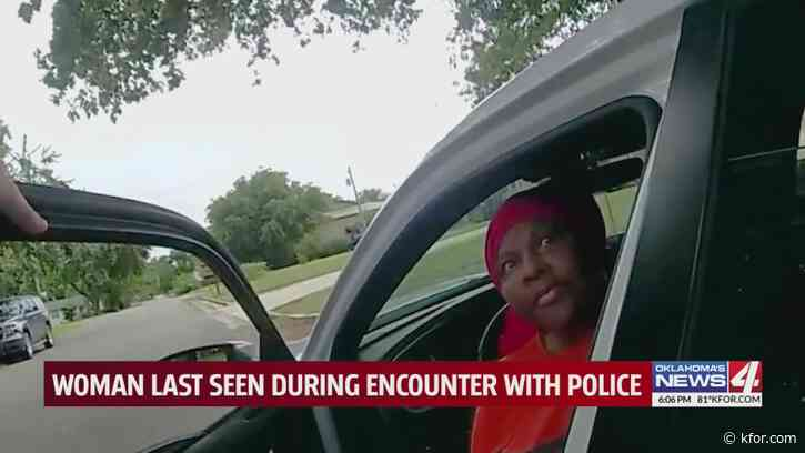 'I fear that we're not going to find her,' Missing Oklahoma woman last seen during encounter with Tonkawa police