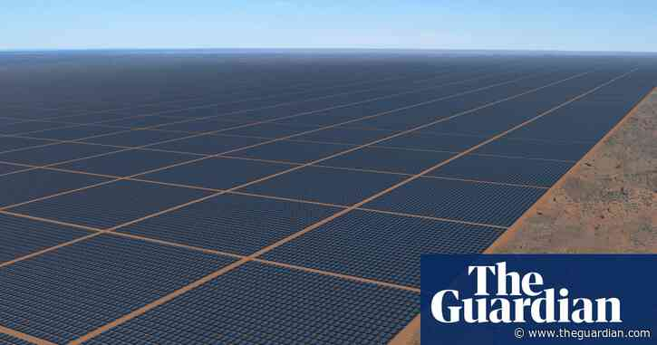 Sun Cable's huge solar project in Northern Territory a step closer after support from Indonesia