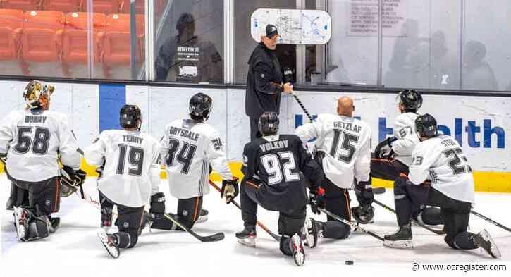 Ducks veterans open camp seeking bounce-back seasons
