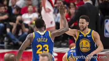 ESPN's 100 best NBA players: Where Klay Thompson, Draymond Green rank