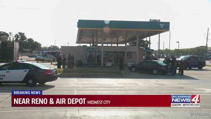 2 Midwest City police officers cleared by Oklahoma County District Attorney for shooting armed suspect