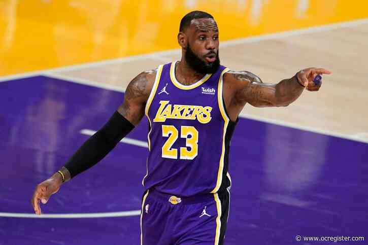 Lakers GM Rob Pelinka on slimmer LeBron James, preseason outlook