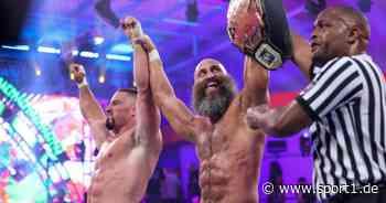 Super-Talent Bron Breakker dominiert & schielt bei WWE NXT auf Titelmatch - SPORT1