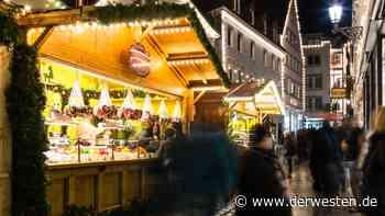 Dortmund: Neuer Weihnachtsmarkt angekündigt – doch der ist nicht für jeden - Der Westen
