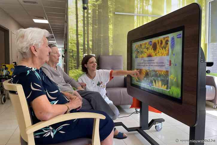 Sint-Augustinus haalt beleef-tv in huis