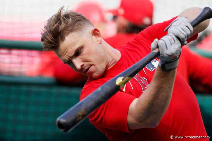 Angels catcher Max Stassi confident he can rebound at the plate