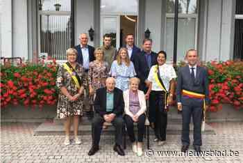 Roger en Alice vieren hun 60ste huwelijksverjaardag (Wielsbeke) - Het Nieuwsblad