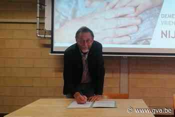 Nijlen ondertekent engagementsverklaring dementievriendelijk... (Nijlen) - Gazet van Antwerpen
