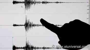 Sismo de magnitud 3.0 se registró este martes en Nueva Esparta - El Universal (Venezuela)