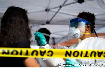 State reports one new coronavirus outbreak in Boulder senior community - Boulder Daily Camera