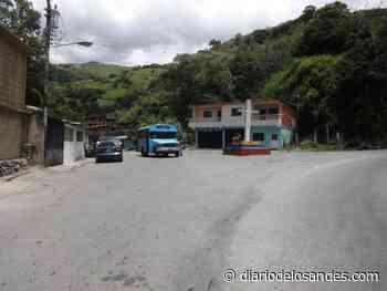 San Rafael de Boconó reclama atención para solucionar sus problemas - Diario de Los Andes