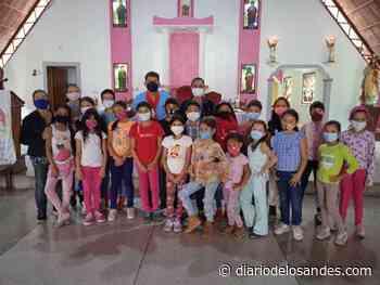 Iglesia Coromoto de Boconó se incorporó a Infancia Misionera de la Diócesis de Trujillo - Diario de Los Andes