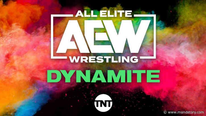 WarnerMedia Touts The Viewership Success Of AEW Dynamite: Grand Slam