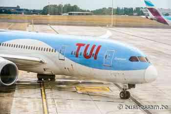 TUI-groep laat meer dan honderd vliegtuigen onderhouden in Zaventem - Business AM - NL