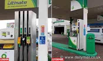 Is new Winter of Discontent ALREADY here? BP RATIONS fuel and shuts stations