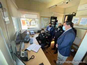 Puerto San Antonio y Autoridad Marítima refuerzan trabajo por la seguridad en maniobras de buques - PortalPortuario