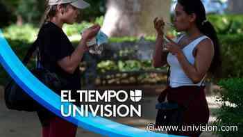Continuarán las temperaturas templadas en San Antonio | Video | Univision 41 San Antonio KWEX - Univision 41 San Antonio