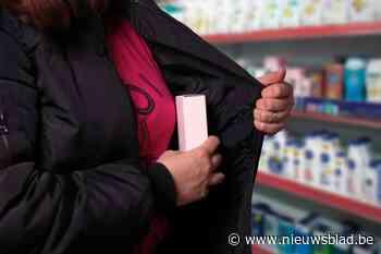 Dakloze winkeldief krijgt celstraf met probatie-uitstel (Mol) - Het Nieuwsblad