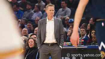 Steve Kerr breaks down Warriors' plan for final 2021-22 roster spot