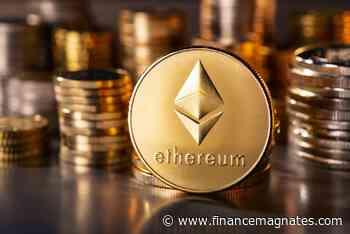 Ethereum Wallet Transfers $215 Million Worth of ETH - Finance Magnates