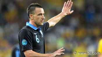 On this day in 2012: Ex-England captain John Terry quits international football - BT Sport