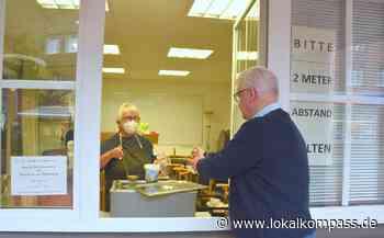 Fröndenberger Tafel: Donnerstag ist Eintopftag: Jetzt gibt es wieder Suppe - Lokalkompass.de