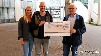Zeltdach-Festival Menden: 2200 Euro Spenden gesammelt - WP News