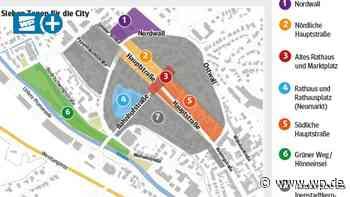 Menden 2030: Sieben Zonen für die Zukunft der Innenstadt - WP News