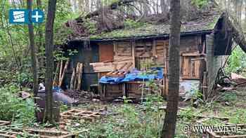 Menden: Tierschützerin entdeckt abgemagerte Tiere in Hütte - WP News