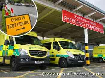 Royal Blackburn Hospital's A&E department praised in survey