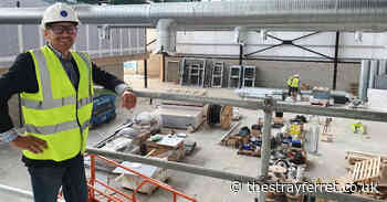 New food director as Crimple Hall nears completion of £4m refurb - The Stray Ferret