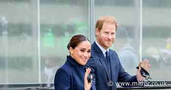 How Meghan and Harry are following in Diana's footsteps with New York visit