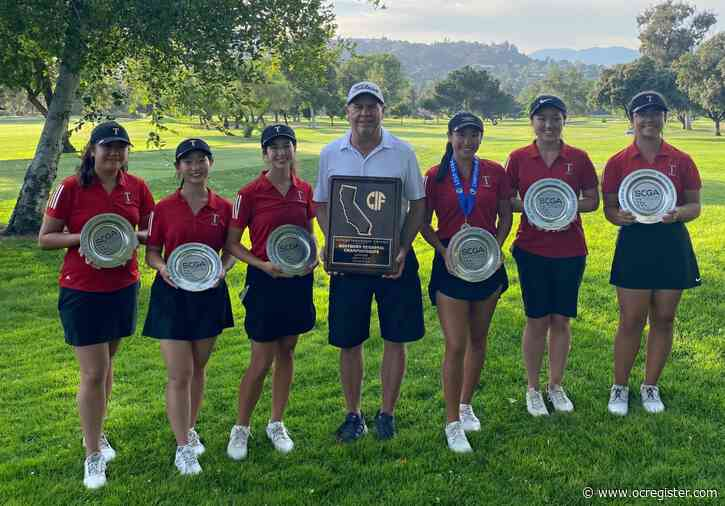 Orange County girls golf preview: Troy finding positive lessons amid pandemic