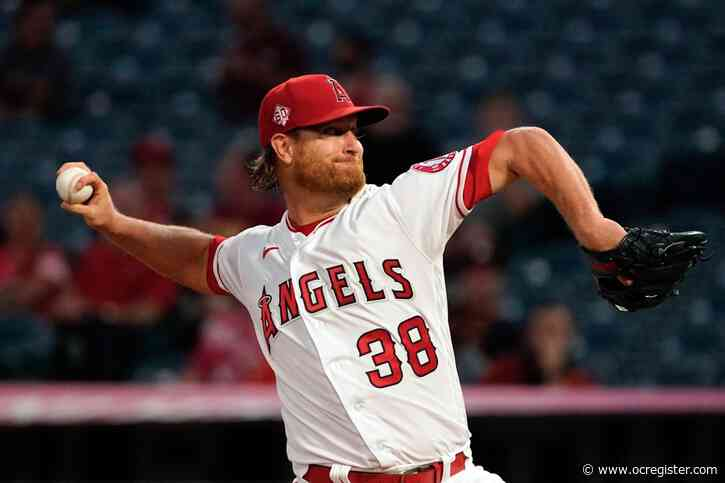 Alex Cobb pitches well again in Angels' victory over Astros