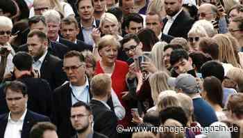 Angela Merkel: So hat sich das Leben der Deutschen unter der Kanzlerin verändert