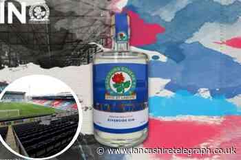 Blackburn Rovers team up with Darwen distillery to create gin