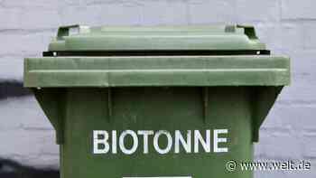 Neue 1-Prozent-Regel – wann die Müllabfuhr Ihre Biotonne stehen lassen darf