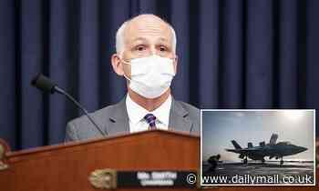House passes $768 billion defense spending bill, despite GOP opposition,